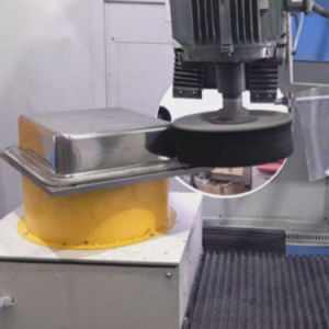 CNC Polishing Machine for Stainless Steel pictures & photos