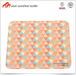 Washable Microfiber Surface Cleaning Cloth Mouse Pad pictures & photos