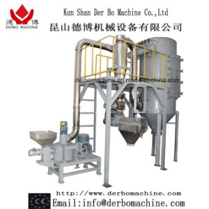High Production Efficiency, High Recovery Rate, High Output, Micro-Grinding System