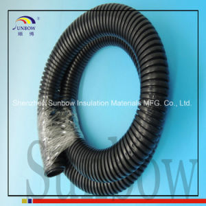 Sunbow 23mm Slit Convoluted Conduit Sleeving Wire Loom Harness pictures & photos