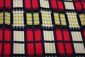 Manufactory fabrics made from chemical fibers