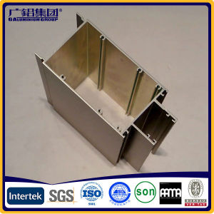 Aluminium Processing Extrusion Profile by CNC Machines OEM Provided pictures & photos