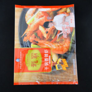 Biodegardable Food Garde Frozen Shrimp Plastic Packaging Bag pictures & photos
