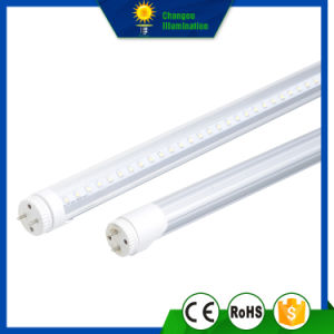14W T8 LED Tube with Rotatable End Cap