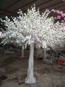 China artificial peach blossom tree white silk flowers cherry artificial peach blossom tree white silk flowers cherry wedding tree mightylinksfo