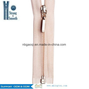 5# China zipper Rolls High Quality Manufacturers Factory Long Chain Nylon Zipper pictures & photos
