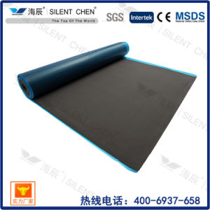 China Black Eva Foam Underlayment For