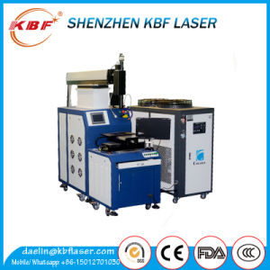 High Efficiency 60W/200W/300/400W Metal YAG Laser Welding Machine for Sale pictures & photos