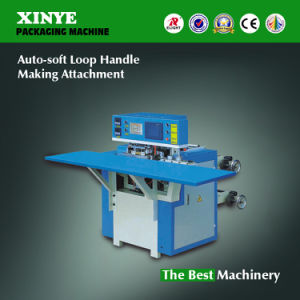 Automatic Plastic Soft Loop Handle Sealing Machine pictures & photos