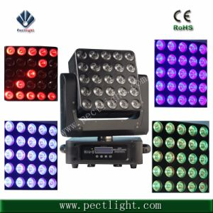 25*15W RGBW 4in1 LED DJ Moving Head Martix Light pictures & photos