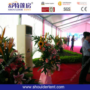 1000 People Big Party Tent with Decoration/Table/Chair/Lighting pictures & photos