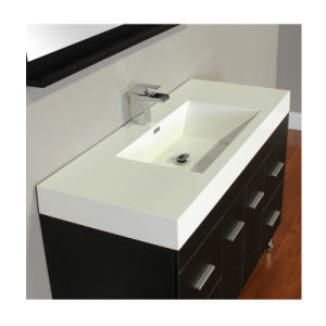 China 47 Inch Black Bath Mirror Mirror Type And No Include Faucet
