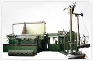 Full Automatic Chain Link Fence Machine (mechanical) pictures & photos