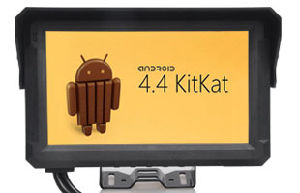 Android 4.4 Rugged Mdt for Mobile Data Terminals
