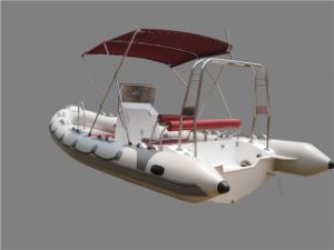 PVC / Hypalon Rigid Inflatable Boat (RIB680)
