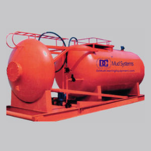 Oil Tank with ISO9001 Approved