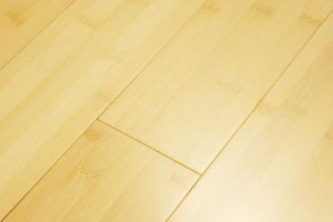 Natural Horizontal Bamboo Flooring pictures & photos