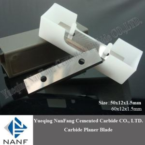 Cemented Carbide Planer Blade for Scraping Paint