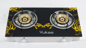 2 Burners Gas Stove (YD-2GT04)