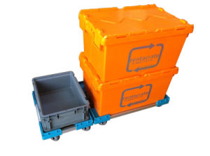 Dolly for Moving Plastic Crate (D5638) pictures & photos
