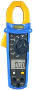 3 1/2 Digital Clamp AC Multimeter (HP-6053)