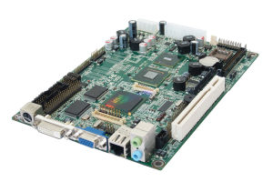 EMB-5850-Intel Atom N270 Processor Based 5.25inch Embedded Motherboard