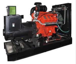 Diesel Generator with Scania Engine