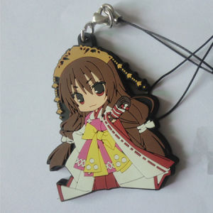 2013 Hot Sale Cheap PVC Keychain