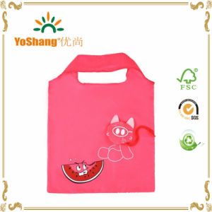 New Recycle Eco Friendly Wholesale Pig Shape Polyester Foldable Shopping Bag pictures & photos