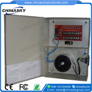 8CH 26V3a DC Power Supply Box for Security Systems (26VAC3A8P) pictures & photos