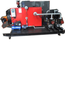 Automatic 350kw Oil Fired Hot Water Boilers (CWNS) pictures & photos
