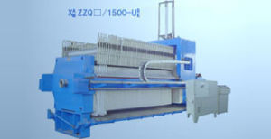 Multifunctional Type Filter Press (XAMZZQ/1500UBK)