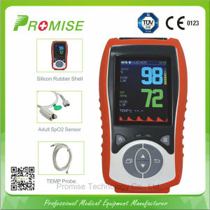 Portable LCD Display Oximeter