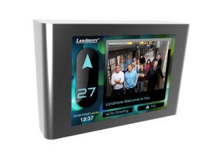 china 15 multimedia passenger elevator display panel advertising