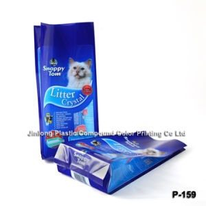 Quad Seal Heavy Duty Cat Litter Bag pictures & photos