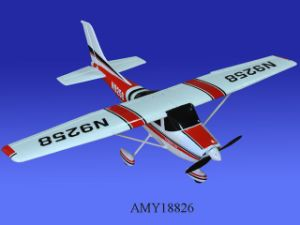 R/C 4 Channel Plane Toy (AMY18826)