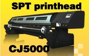 Crystaljet Solvent Printer (F5304 II SPT255_12PL)