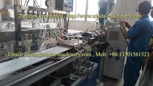 PVC Ceiling Panel Making Machine Ceiling