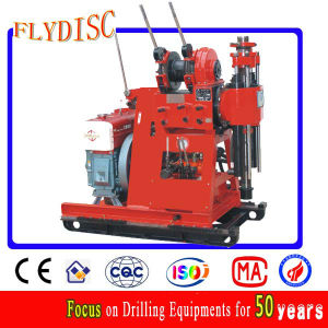 Small Compact Geological Drilling Rig (XUL-100)
