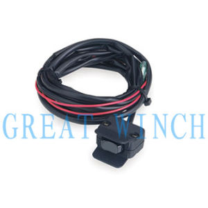 Deluxe Handlebar Mount Mini Rocker Thumb Switch pictures & photos