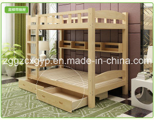 Modern Kids Wooden Bed/Cheap Kids Bedroom Wooden Bed/High Quality Kids Wood Bed Cx-Wb02 pictures & photos