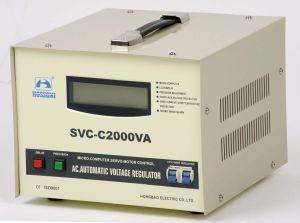 LCD Display AVR Voltage Stabilizer 2k pictures & photos