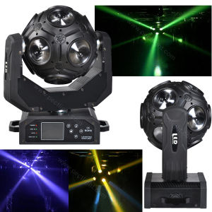 12*15W LED RGBW 4in1 Football Moving Head Beam Light pictures & photos