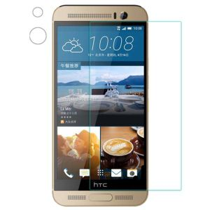 Hot Sell 2015 Newest for HTC One M9 Plus Tempered Glass Screen Protector