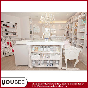 Retail Store Design For Baby Kids Clothes Shop