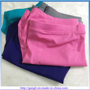 Factory Directly Sell High Nylon Quality Cheap Price Young Girls Boyleg Panty