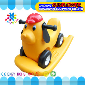 Kids Plastic Toy Car for Preschool Double Shake Car (XYH12072-10)