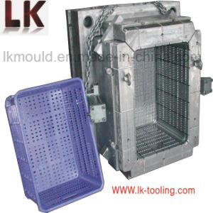 High Quality Basket Plastic Mould with Professional Design