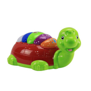 Battery Operated Toy Electric Turtle Toy (H9327008) pictures & photos