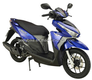 125cc Big-Wheel Geely Cub Scooter (Click Type) pictures & photos